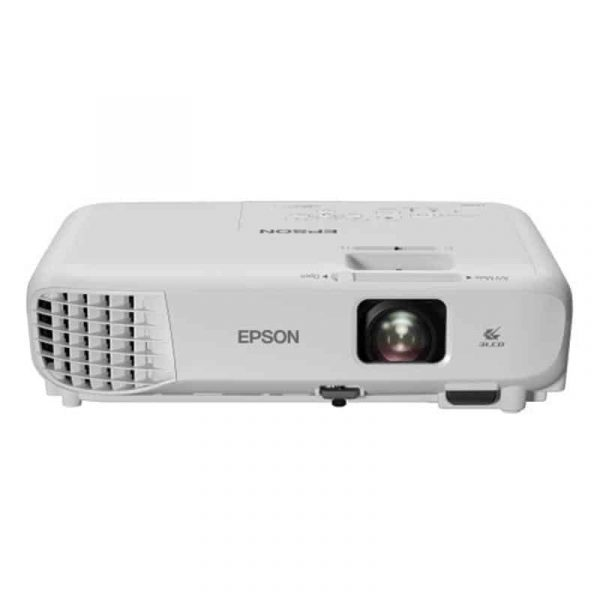 may chieu epson eb x400 1