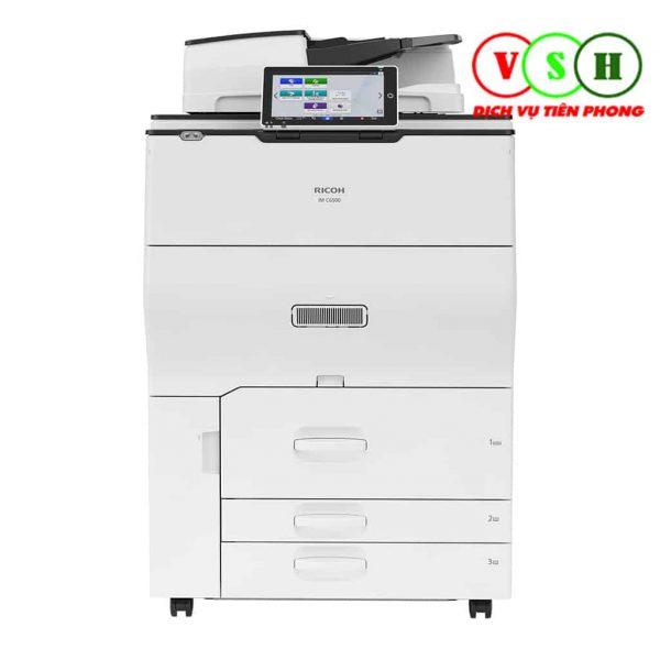 Máy photocopy Ricoh IM C6500