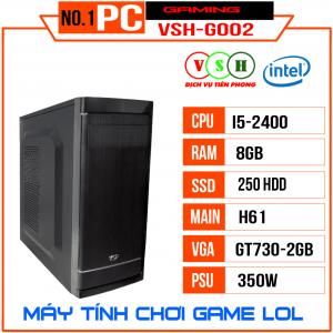 Máy tính chơi game Hải Phòng