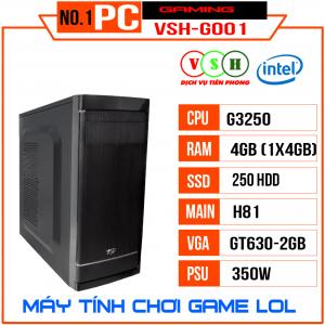 Máy tính chơi Game Lol tại Hải Phòng giá rẻ