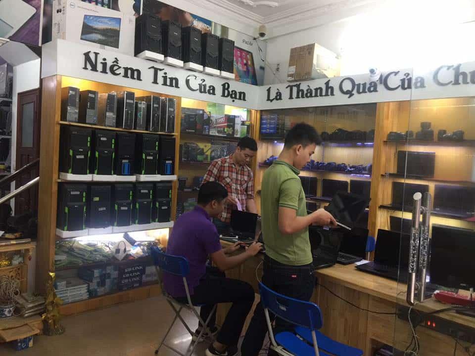 Mua Bán máy tính cũ tại Hải Phòng giá rẻ