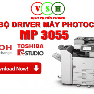 Download Driver Ricoh MP 3055