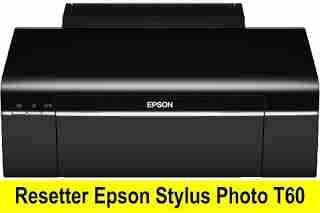 Resetter Epson Stylus Photo T60