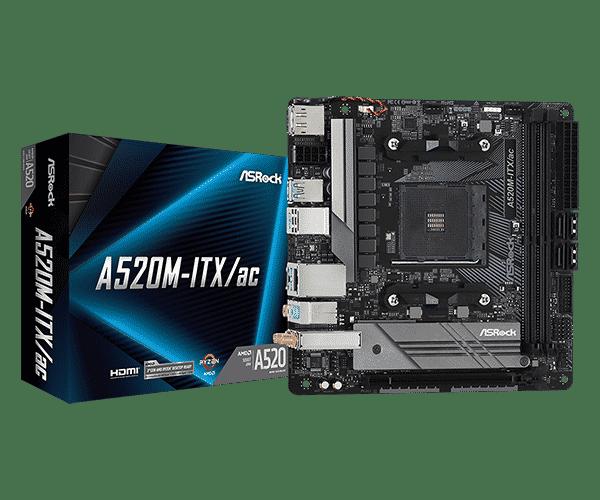 ASRock A520M ITX / a