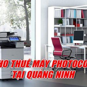 Cho thuê máy photocopy tại Quảng Ninh