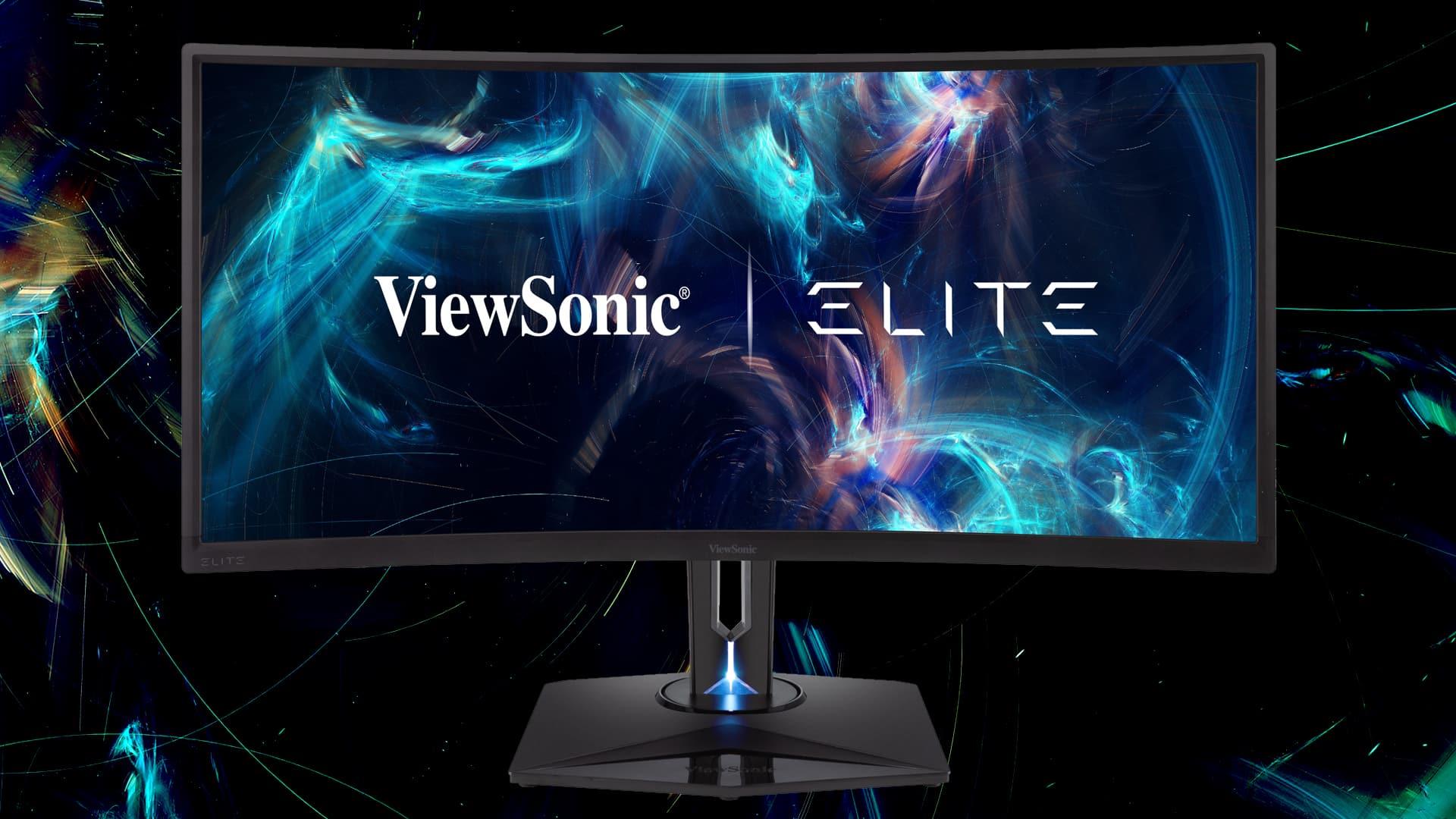 Màn hình ViewSonic Elite XG350R-C