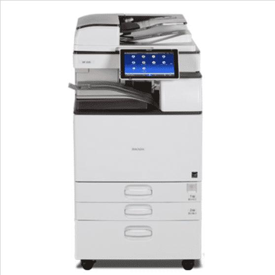 May photocopy Ricoh Aficio MP 3555