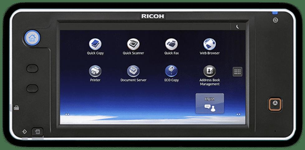 Ricoh MP5054 1