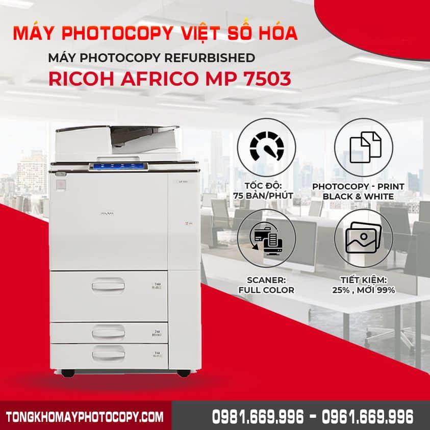 Bán máy photocopy tại Hải Phòng