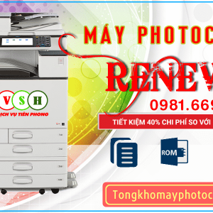 Máy photocopy Renew