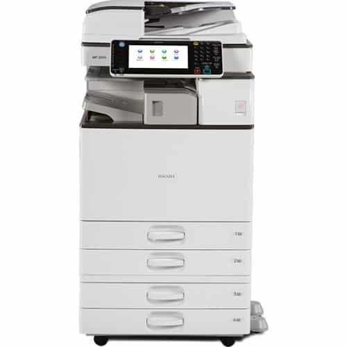 may photocopy ricoh mp3554