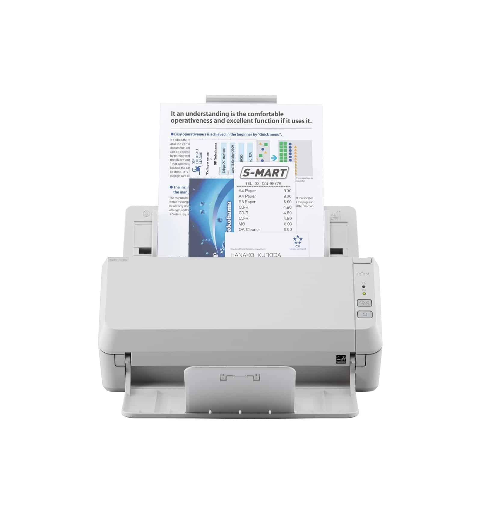 Fujitsu Image Scanner SP-1120