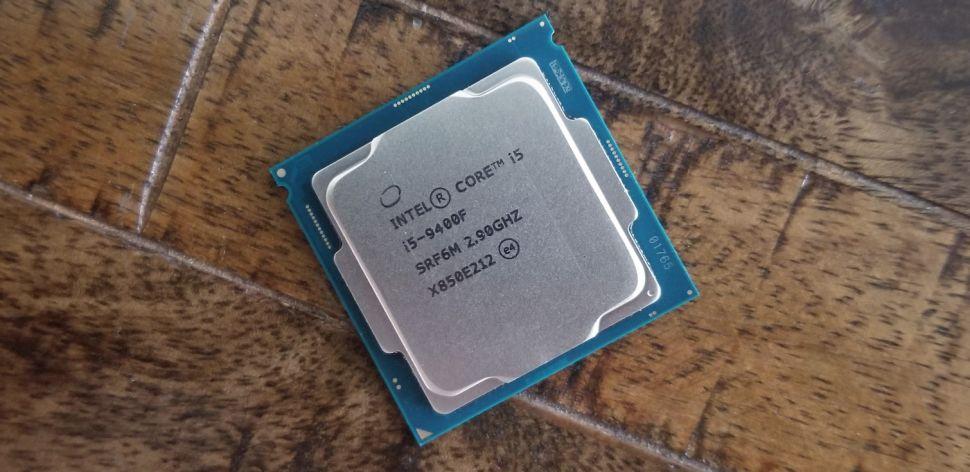 Bộ xử lý Intel Core i5-9400F