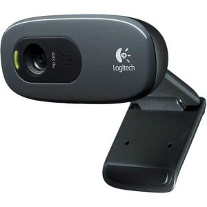 HD Logitech Webcam C270H