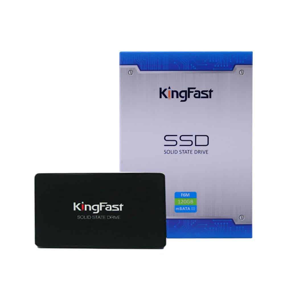 SSD KINGFAST F6 PRO 120GB 2