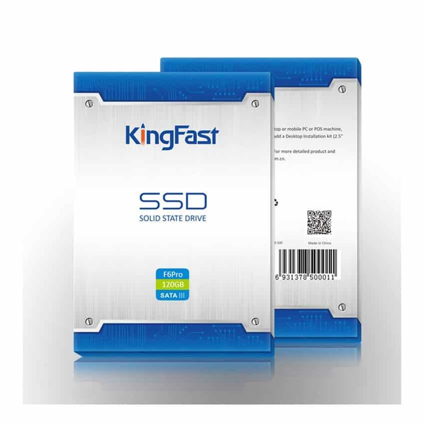 SSD KINGFAST F6 PRO 120GB 3