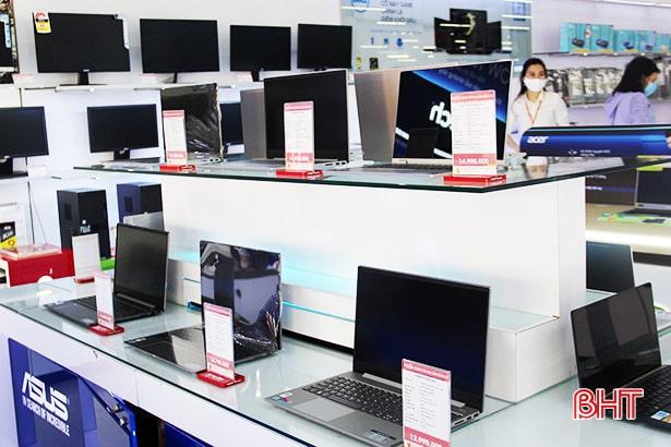 Bán máy tính học tập online