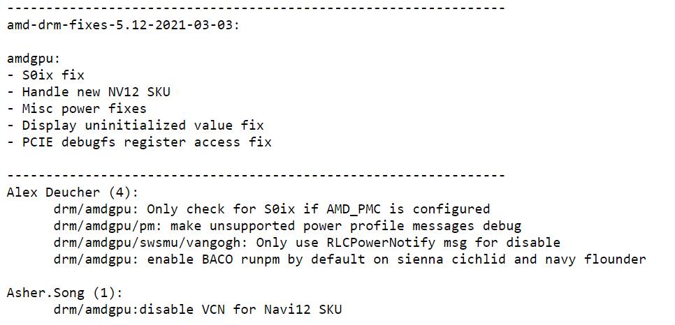 AMD RDNA Crypto Mining Graphics Cards Navi 12 Navi 10 1