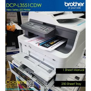 Brother DCP L3551CDW