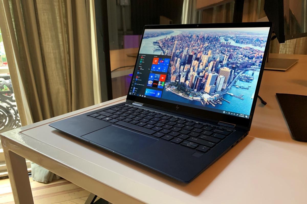 Laptop HP Elite Dragonfly