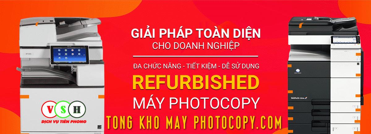 mua máy photocopy Tân Trang