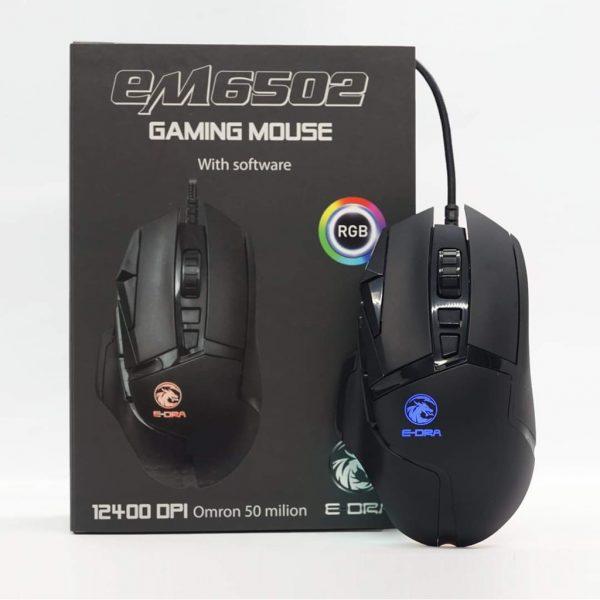 Mouse Gaming E Dra EM6502 Pro 1