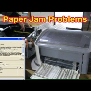 Paper Jam Inside