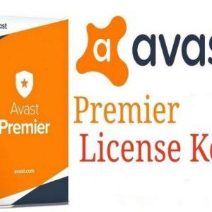 Key Avast Premier miễn phí