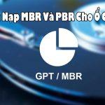 Cach Nap MBR Va PBR Cho O Cung
