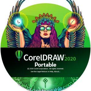 CorelDraw 2020 Portable
