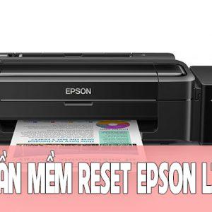 Phần mềm Reset máy in Epson L310