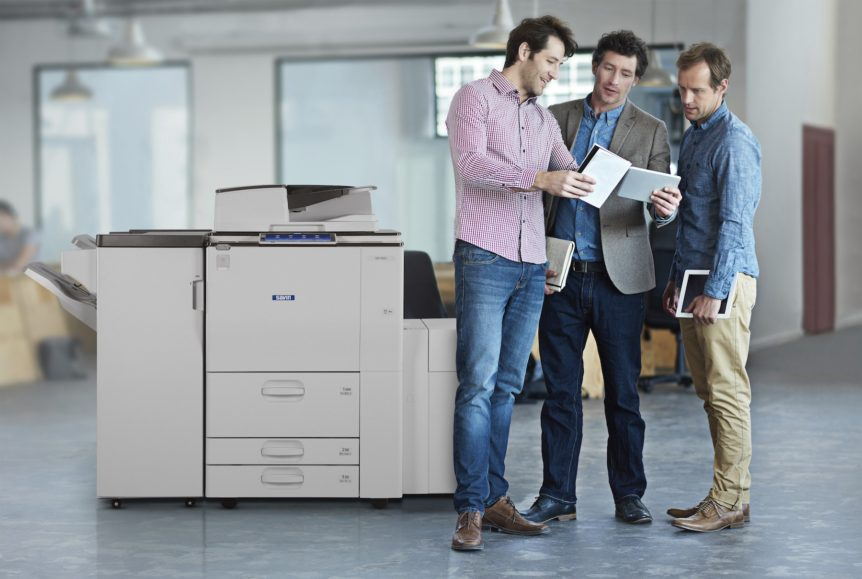 Lợi ích của việc cho thuê máy photocopy