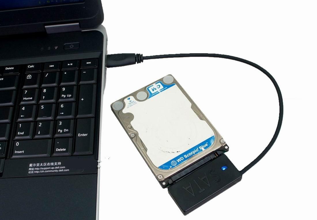 Cáp chuyển USB sang ổ cứng
