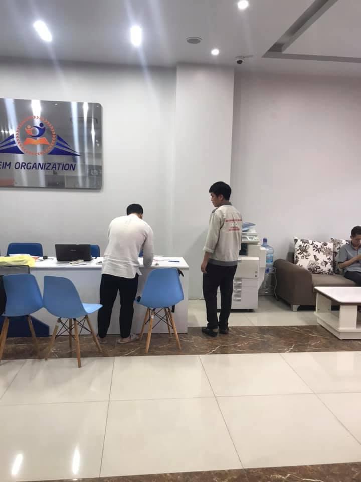Cho thuê máy photo tại Hà Nội