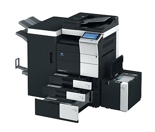 máy photocopy màu Konica Minolta bizhub C454 và C554