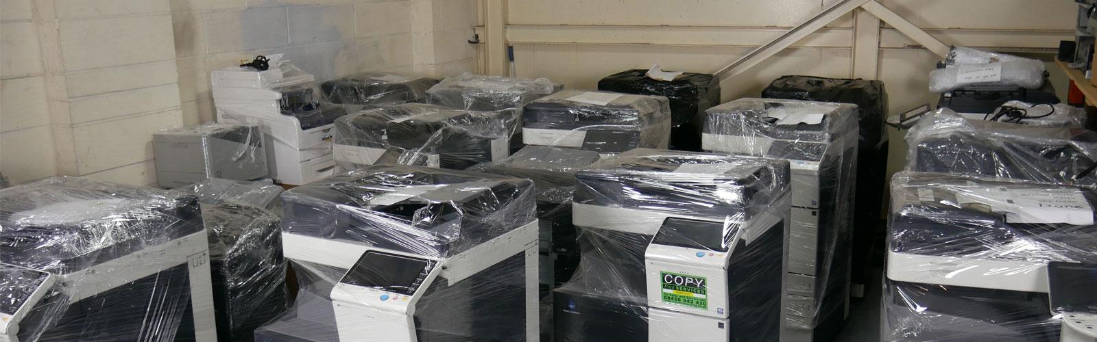Máy photocopy tân trang