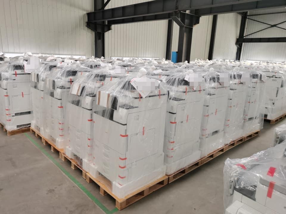 Cho thuê máy photocopy tại Hưng Yên chuyên nghiệp