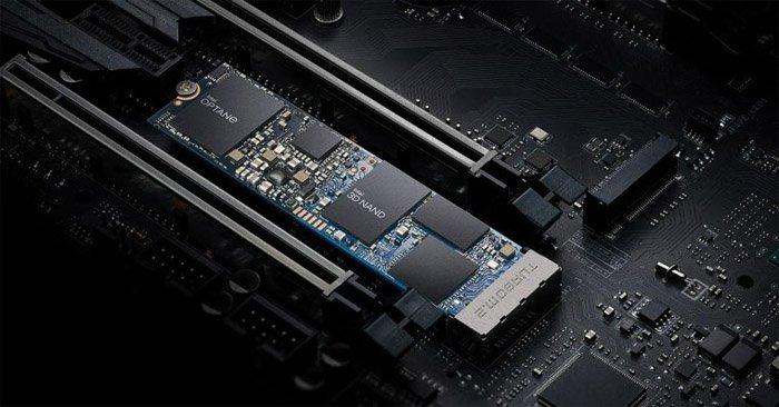 Intel công bố SSD mới với Bộ nhớ Optane và NAND flash