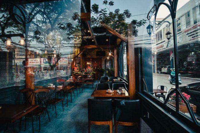Quán cafe đẹp ở Hải Phòng
