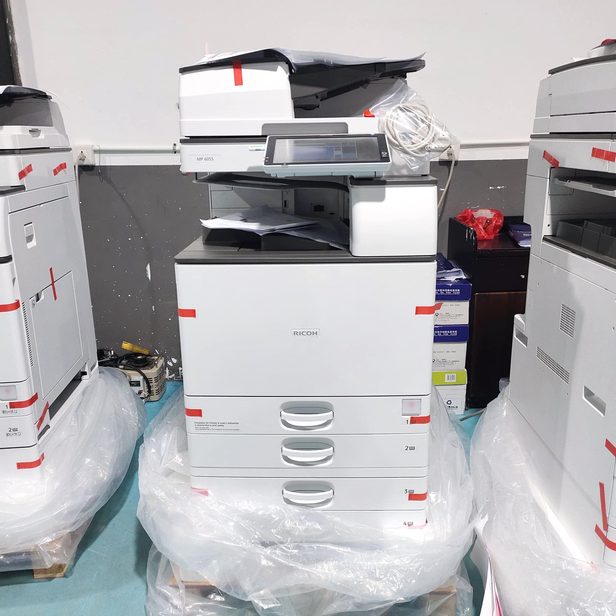 Tại sao nên mua máy photocopy tân trang?