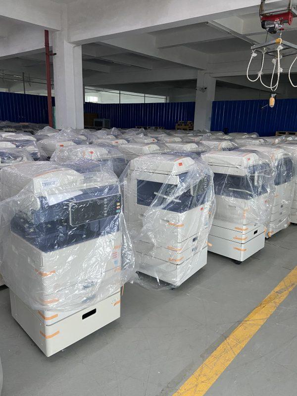 Cho thuê máy photocopy tại Hà Đông