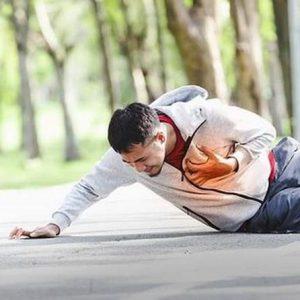 Đột quỵ do tập thể dục