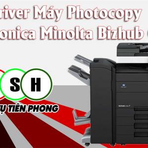 driver Máy Photocopy Konica Minolta Bizhub C554e