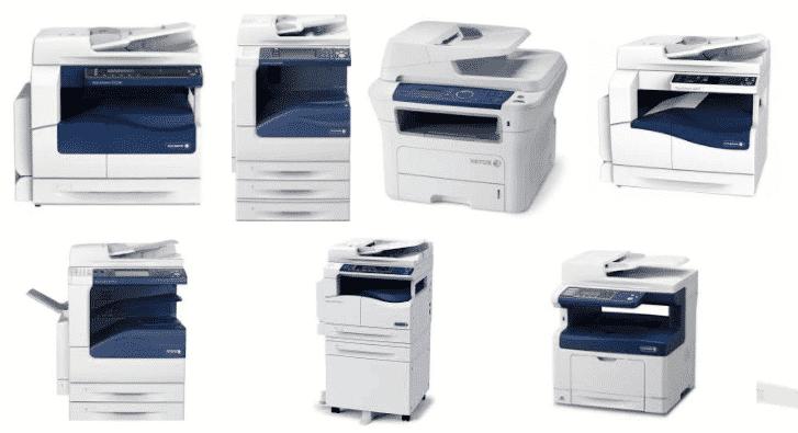 Bán máy photocopy Xerox