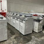 Cho thuê máy photocopy tại Cẩm Phả