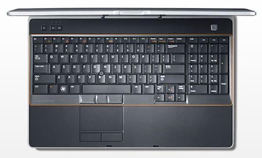 Ban phim Dell Latitude E6320