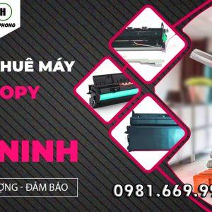 Cho thuê máy photocopy tại Bắc Ninh