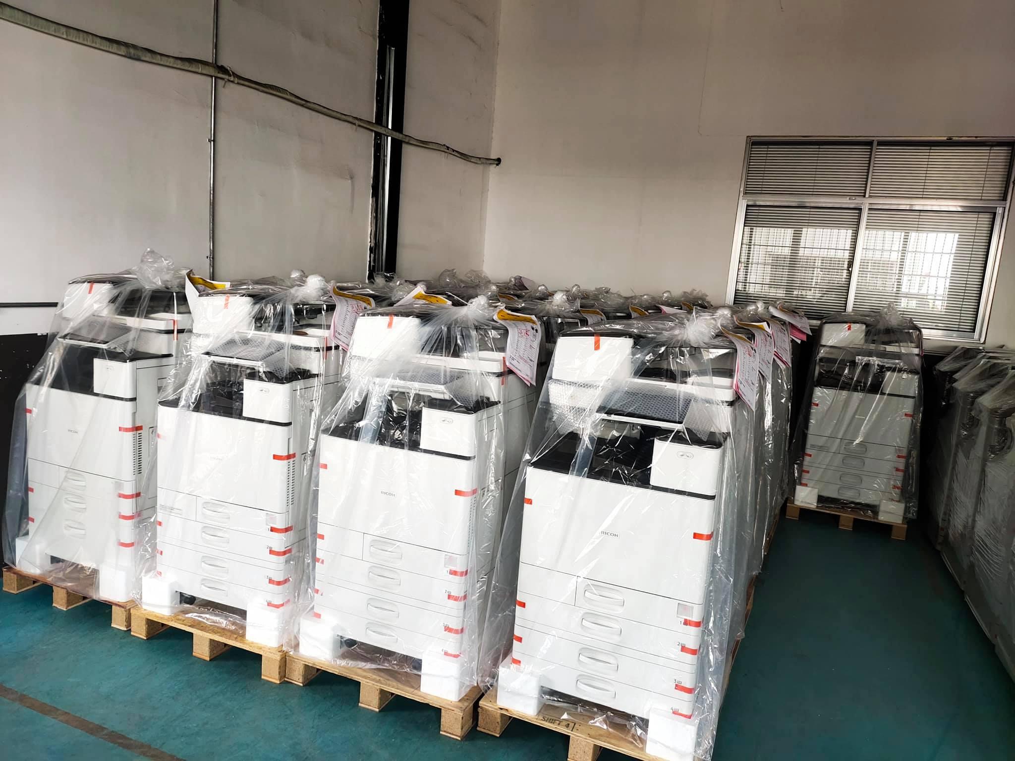 Cho thuê máy photocopy quận Nam Từ Liêm