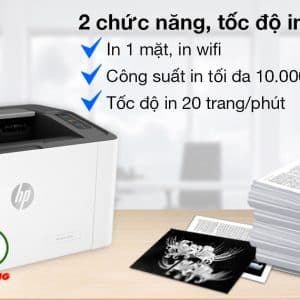 Máy in HP 107w